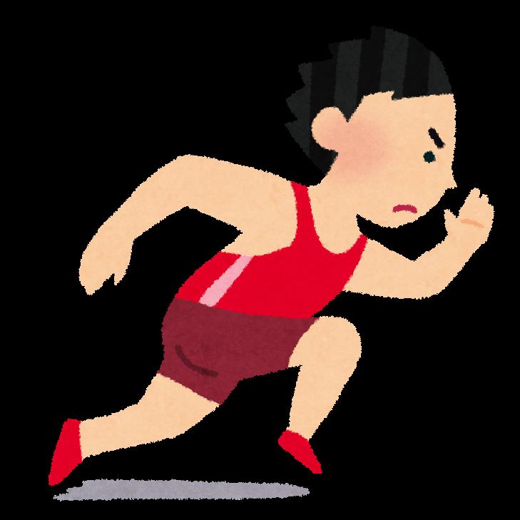 100mの全力疾走を繰り返すだけで全身に筋肉が付くって本当?