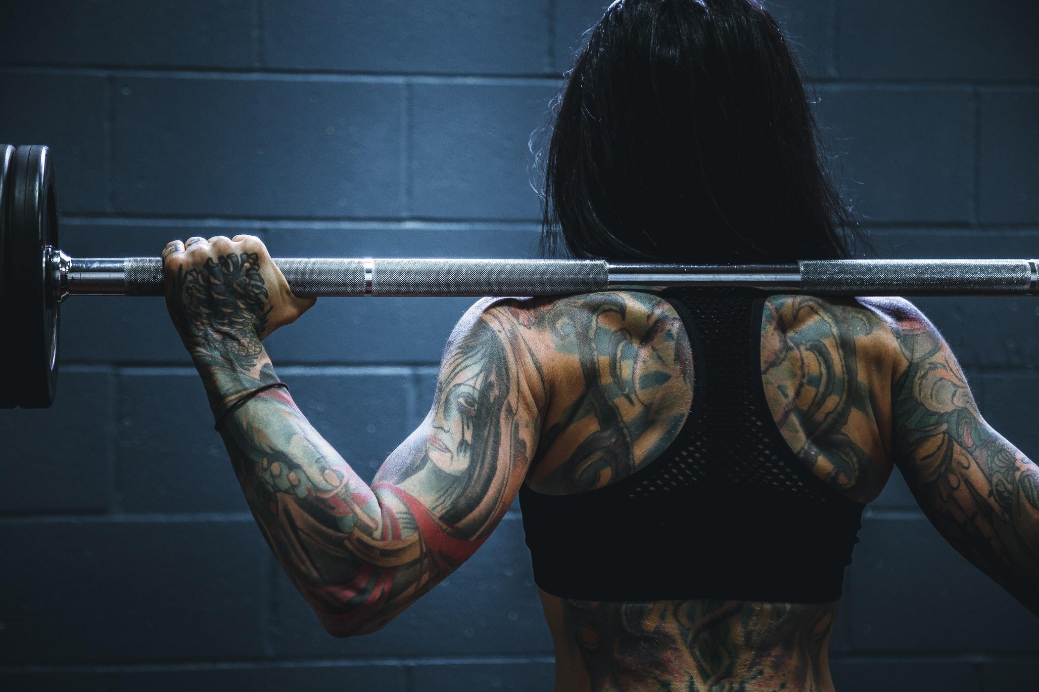 スクワット200kgを39歳で上げ続ける俺。その内身体壊しそうで怖い