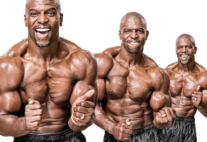 暑いから筋肉の画像貼ってくwwwwwwwwwww