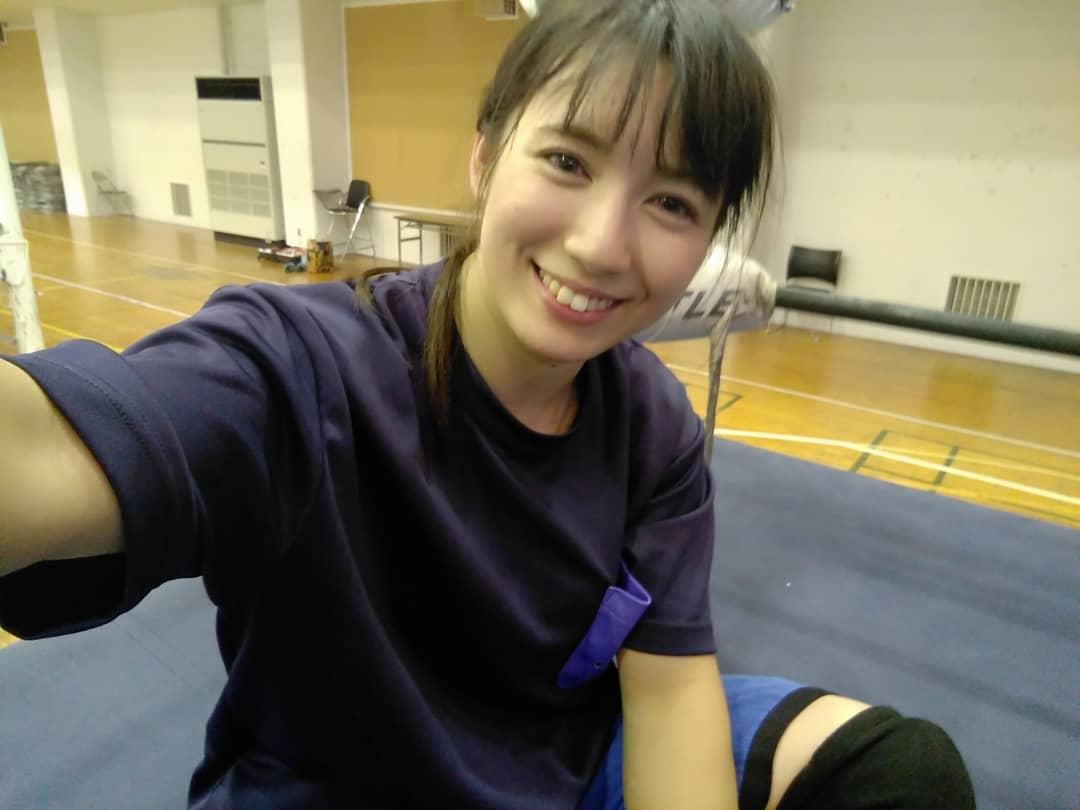 筋肉アイドル才木玲佳さん、筋肉の巨大化が止まらない