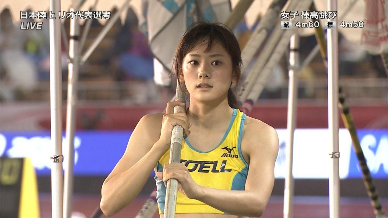 綾瀬はるかにそっくりの陸上選手、みつかる