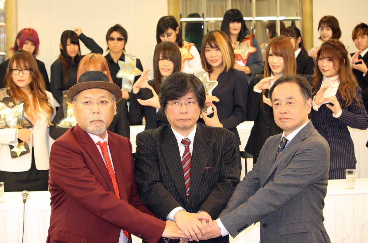 【プロレス】ブシロード、女子プロレス界に電撃参戦 「新日本プロレス」に続き「スターダム」を買収!