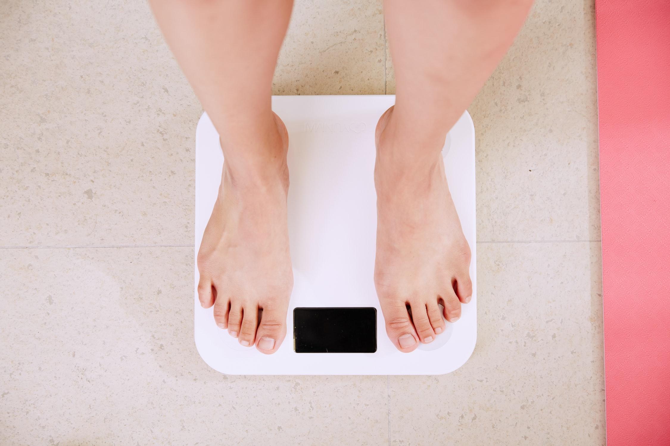 食事制限したくないから運動で頑張って体脂肪を落としている