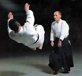 【格闘技】もし合気道の塩田剛三先生が格闘技の試合に出たら(船木誠勝)