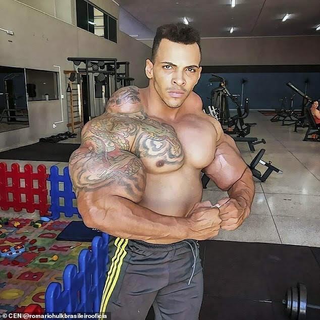 【画像】こういう筋肉って実際意味あるのか?