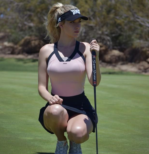 女子ゴルファーってなんで巨乳なの?