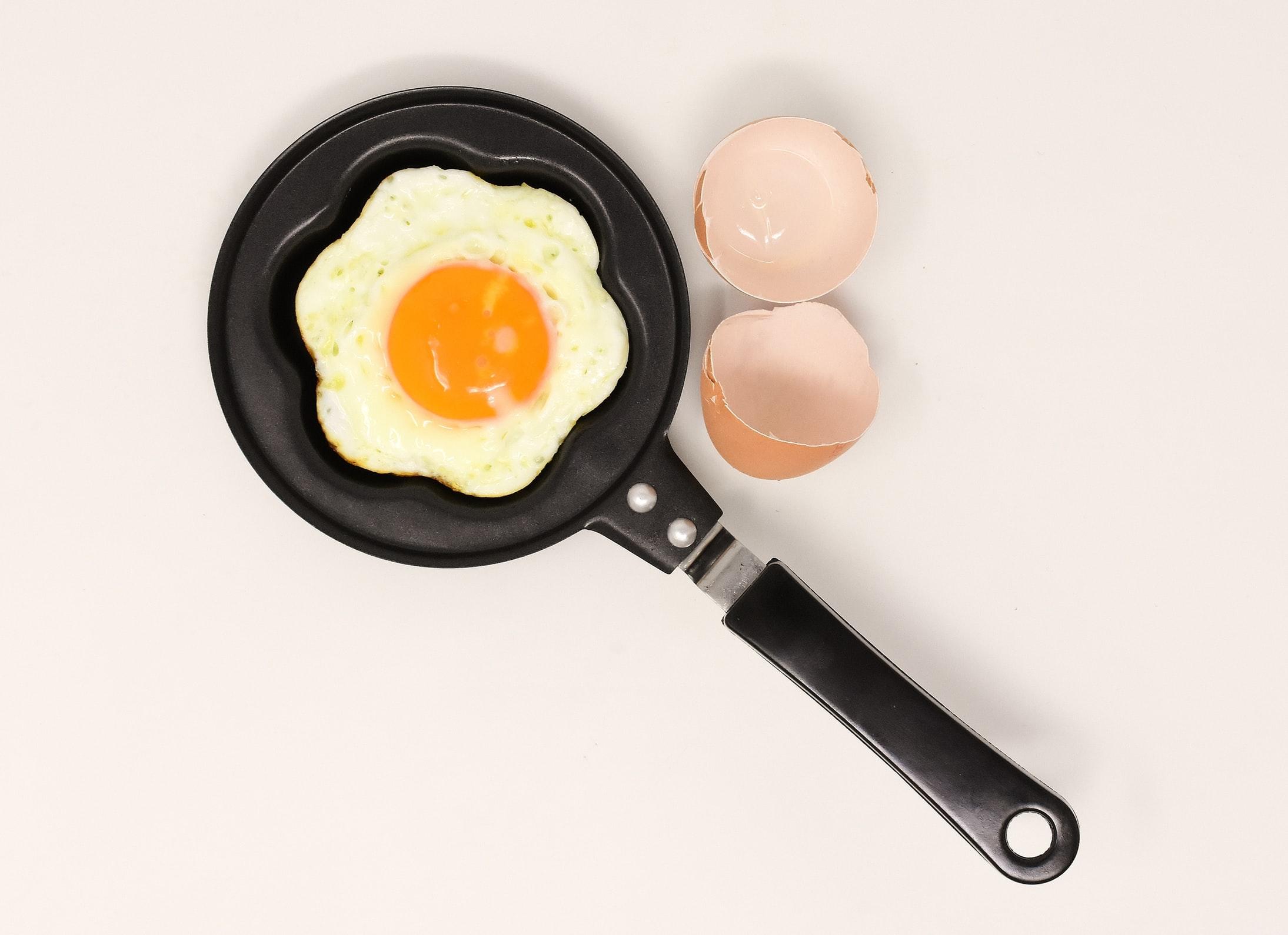 筋トレしてんだけど、プロテインの代わりに卵でもいいよな?