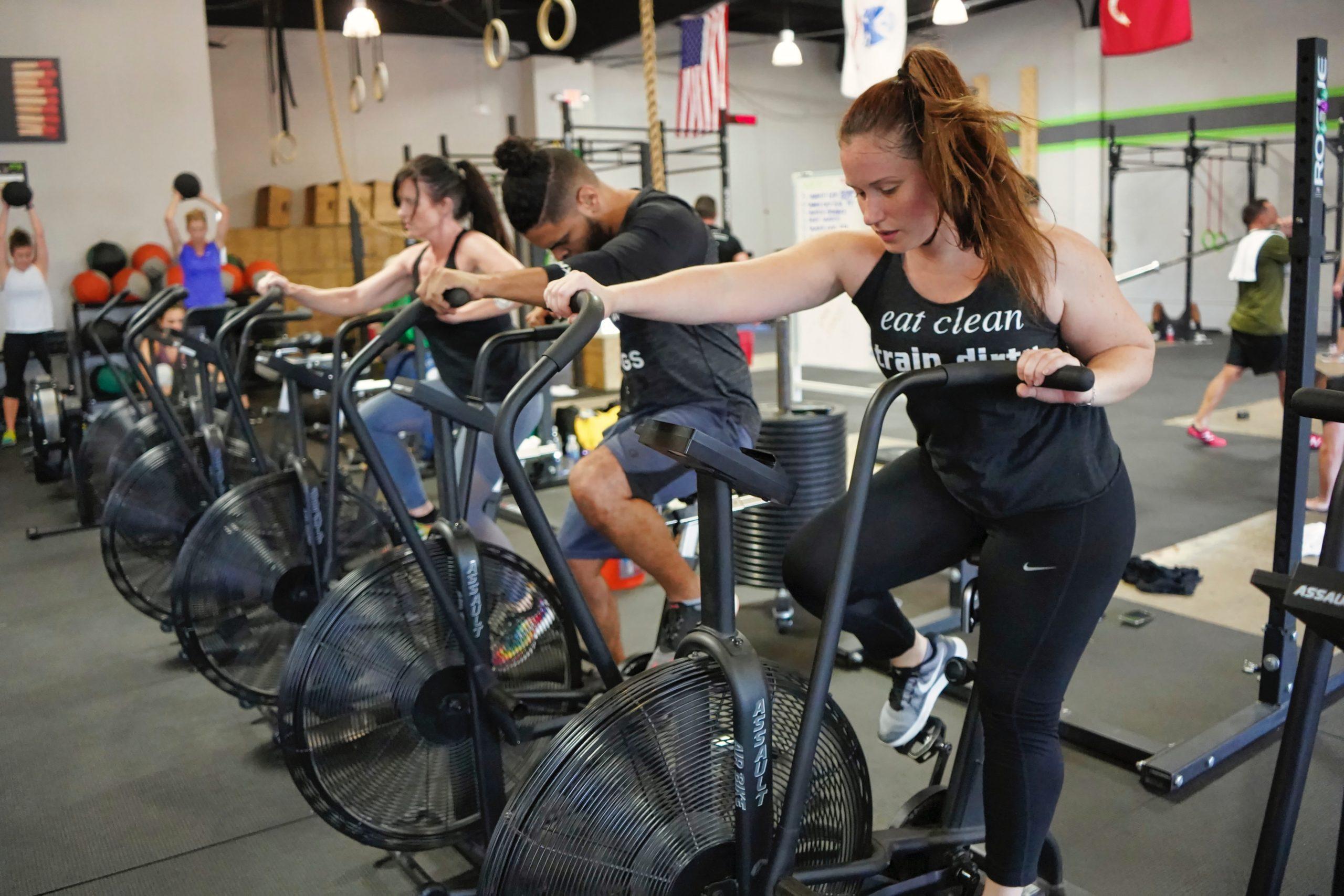 有酸素運動してると筋肉が減っちゃうよ?筋トレと食事制限だけしましょう