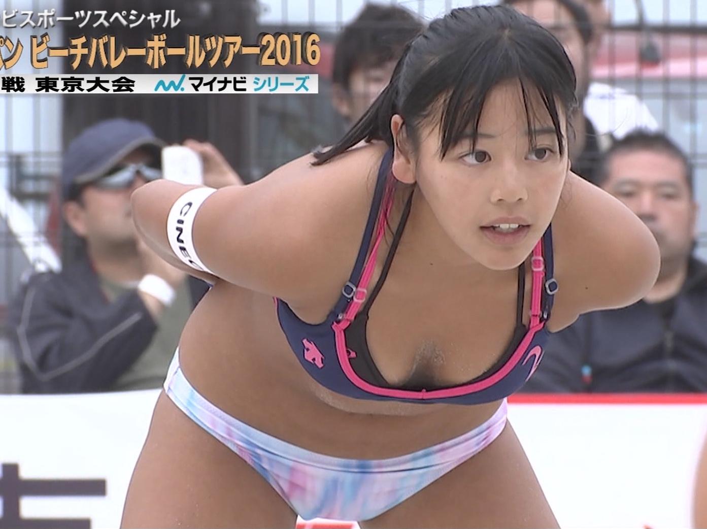 【画像】エッチスポーツNo.1はビーチバレーで異論ないよな?