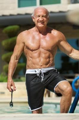 【画像】「女にモテる筋肉」と「男にモテる筋肉」の違いがこちらwwwwwwwwwwwwwwww